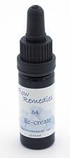 Flow Remedies edelsteenremedie 84. Re-create